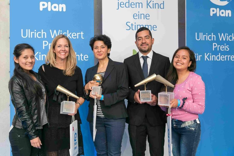 Ulrich Wickert Preis für Kinderrechte 2016 – jetzt bewerben!