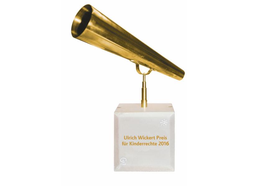 Ulrich Wickert Preis für Kinderrechte 2016