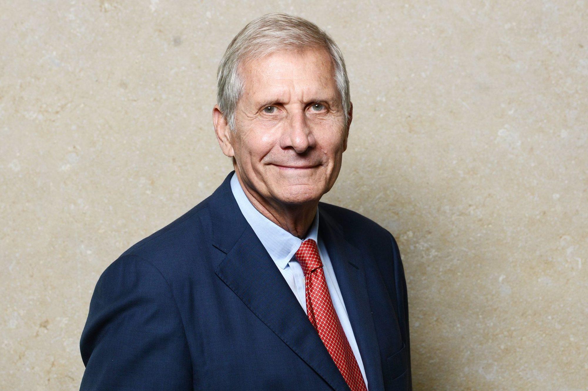 Ulrich Wickert ist Unterstützer des Menschrechts-Filmpreises