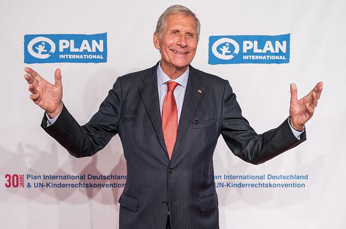 Ulrich Wickert Preis für Kinderrechte 2020: Finalist:innen stehen fest